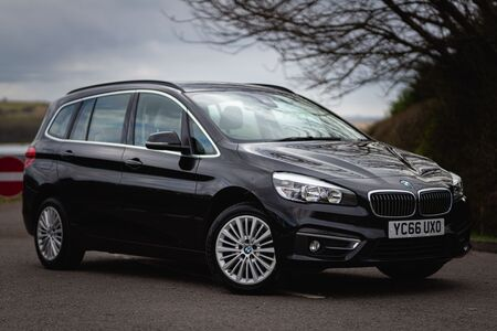 BMW 2 SERIES 218D LUXURY GRAN TOURER